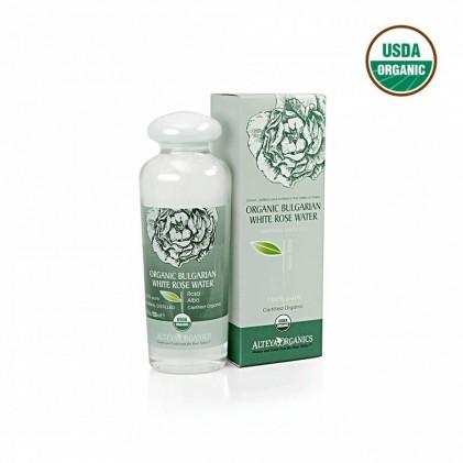 Nước hoa hồng trắng hữu cơ Alteya Organics dạng lỗ 250ml 2