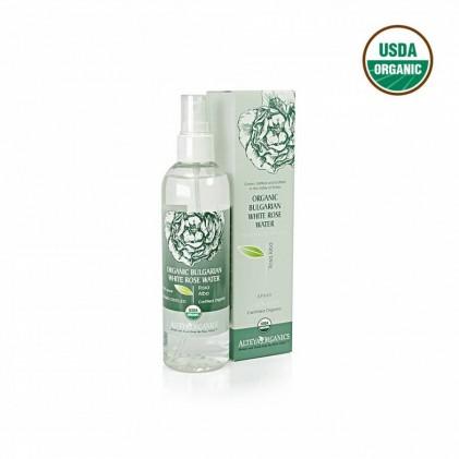 Nước hoa hồng trắng hữu cơ Alteya Organics dạng xịt 250ml 1
