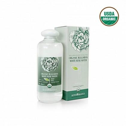 Nước hoa hồng trắng hữu cơ Alteya Organics dạng lỗ 500ml 2