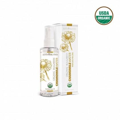 Nước hoa cúc hữu cơ Alteya Organics dạng xịt 100ml 1