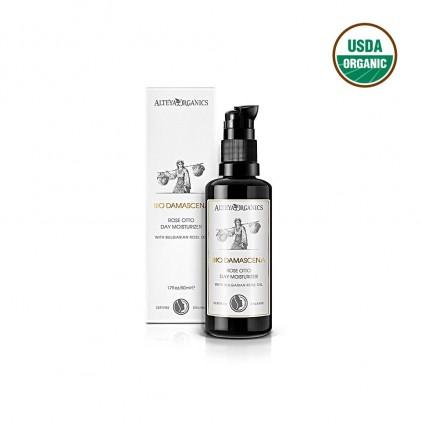 Kem dưỡng da hữu cơ ban ngày Bio Damascena Alteya Organics 50ml 2