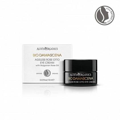 Kem dưỡng da hữu cơ cho mắt Bio Damascena Alteya Organics 15ml 1