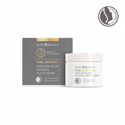 Kem dưỡng hữu cơ trẻ hóa và làm sáng da Rose Jasminium Alteya Organics 50ml 1