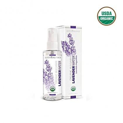 Nước oải hương hữu cơ Alteya Organics dạng xịt 100ml 1