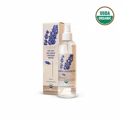 Nước oải hương hữu cơ Alteya Organics dạng xịt 250ml 2