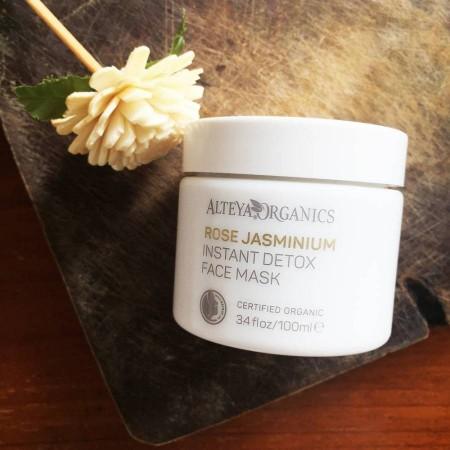 Review Mặt nạ thải độc Alteya Organics – Rose Jasminium Instant Detox Face Mask