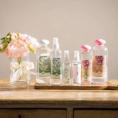 Lợi ích của nước hoa hồng