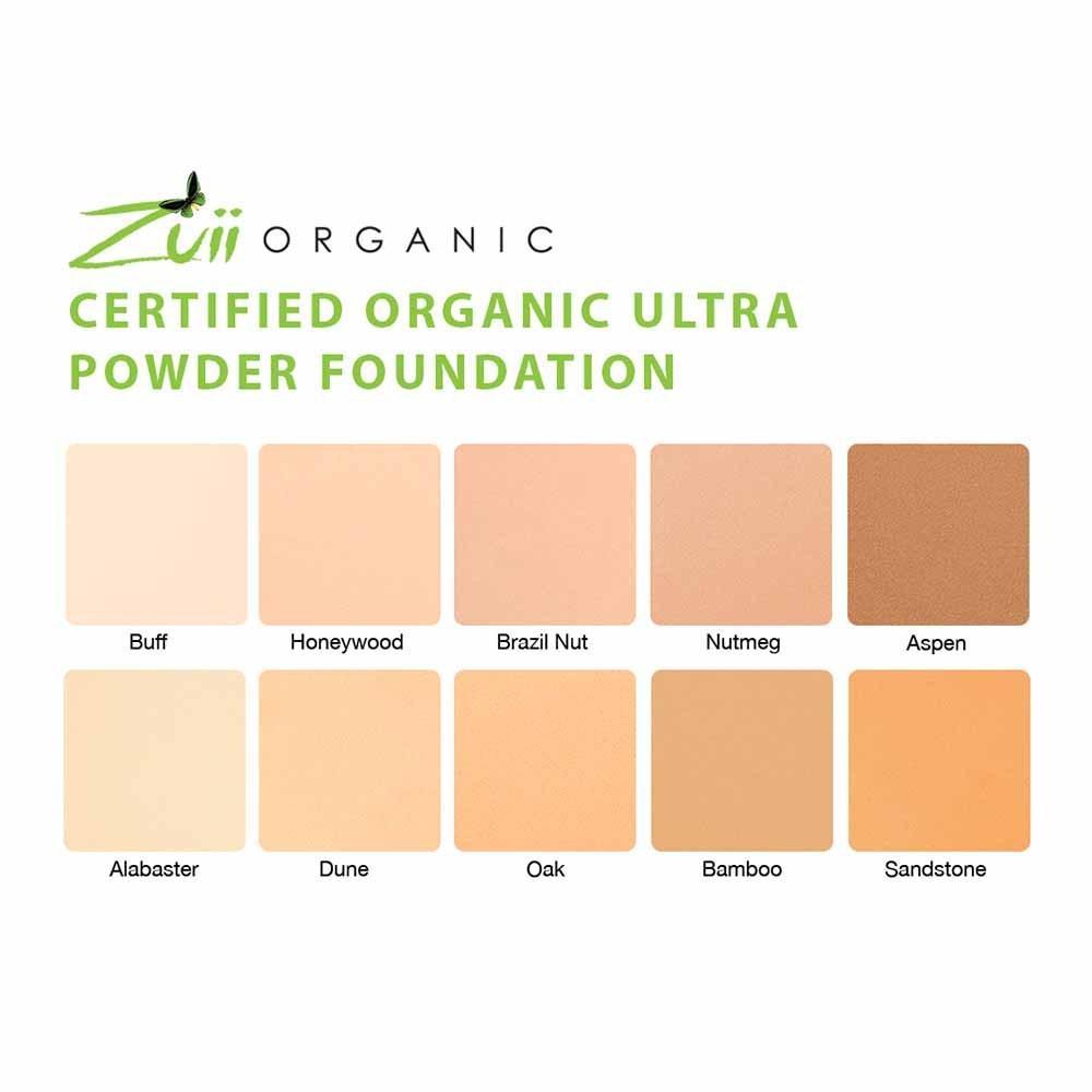 Phấn phủ Zuii Organic Flora Ultra Powder Foundation 2