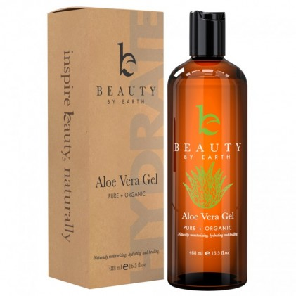 Gel lô hội Beauty by Earth 250ml 2