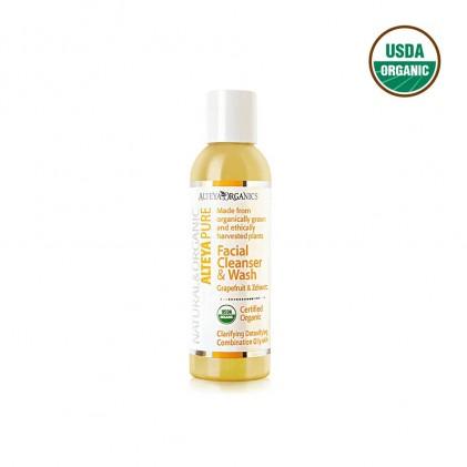Sữa rửa mặt hữu cơ Alteya Organics Grapefruit & Zdravetz 150ml 1