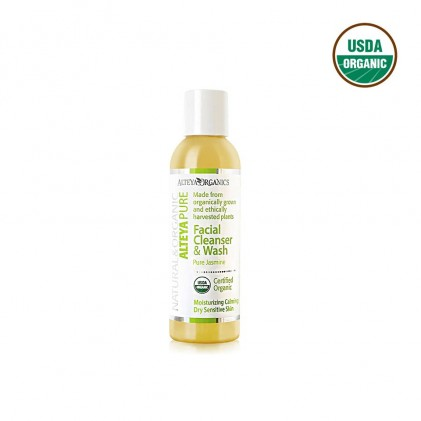 Sữa rửa mặt Alteya Organics Pure Jasmine 150ml 1