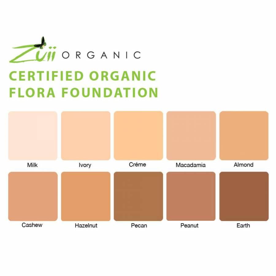 Phấn nền Zuii Organic Flora Powder Foundation 2