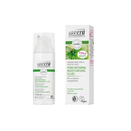 Kem dưỡng Lavera dành cho da dầu, mụn và thu nhỏ lỗ chân lông 1