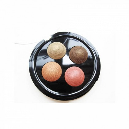 Phấn mắt 4 màu Lavera Illuminating Eyeshadow 1