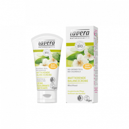 Kem dưỡng cân bằng Lavera Mattierende Balance Cream 50ml 1