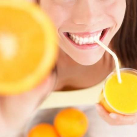 Chăm sóc da: Ăn nhiều rau củ, trái cây làm thay đổi màu sắc da