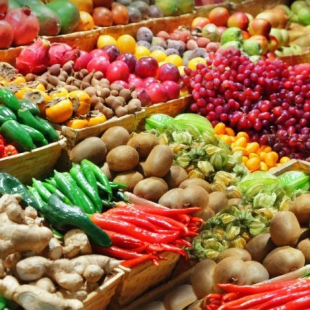 Chăm sóc cơ thể, bài 1: Dinh dưỡng cần thiết cho cơ thể