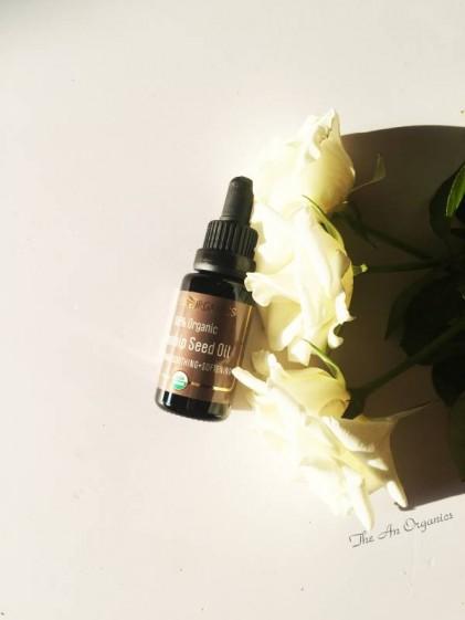Tinh dầu nụ tầm xuân hữu cơ Alteya Organics Rosehip Seed Oil 20ml 2
