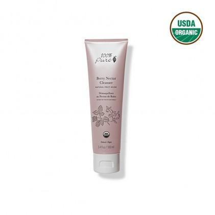Sữa rửa mặt sáng da 100% Pure Berry Nectar Cleanser 100ml 1