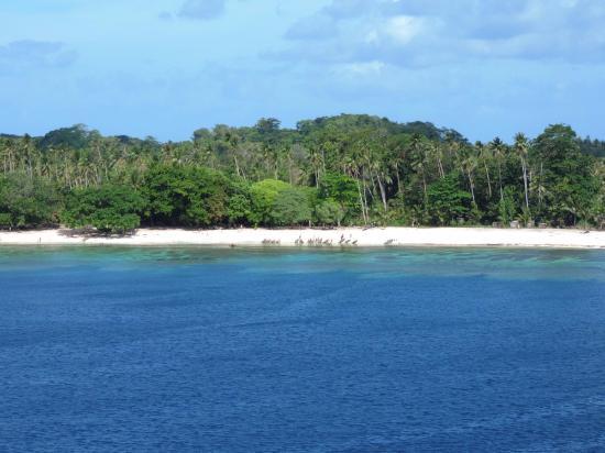 Đảo Kitava, nơi người dân không hề biết đến mụn