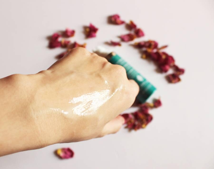 Review serum chống ô nhiễm Lavera Hydro Effect Serum 9