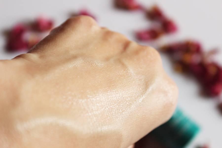 Review serum chống ô nhiễm Lavera Hydro Effect Serum 4