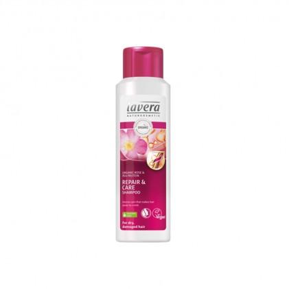 Dầu gội Lavera cho tóc khô & hư tổn 250ml 1