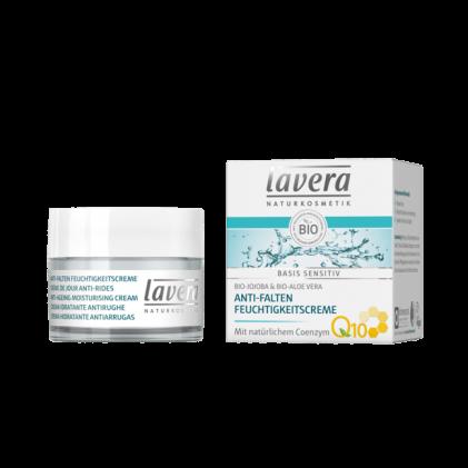 Kem dưỡng ẩm chống lão hóa Q10 Lavera 50ml 1