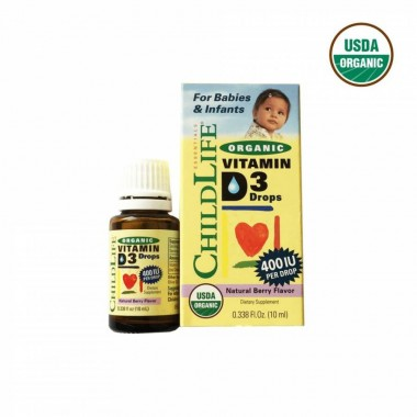 Ảnh sản phẩm vitamin D3 ChildLife