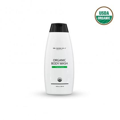 Sữa tắm hữu cơ hương vị tươi mới Dr. Mercola 295ml 1