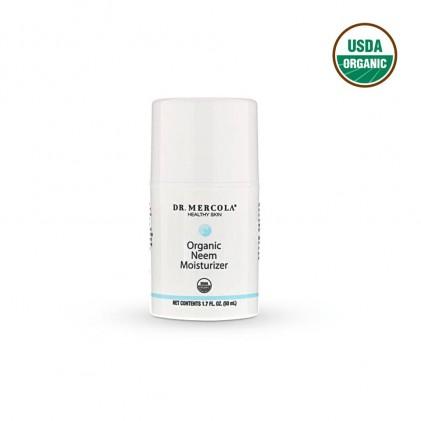 Kem dưỡng ẩm hữu cơ Dr.Mercola Organic Neem Moisturizer 50ml 1