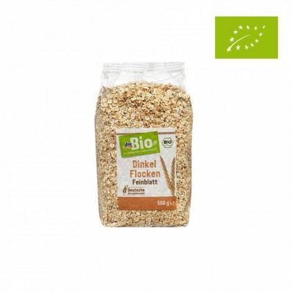 Bỏng lúa mỳ hữu cơ DmBio 500g 1