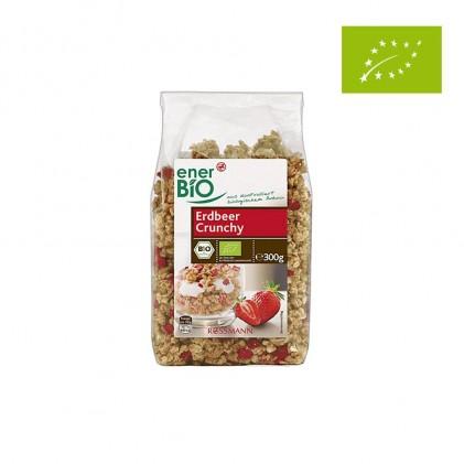 Ngũ cốc dâu tây hữu cơ EnerBio 300g 1
