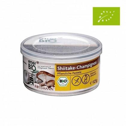 Pate nấm hữu cơ EnerBio 125g 1