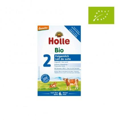 Sữa bò hữu cơ Holle 2 dành cho trẻ 6-10 tháng, 600g 1