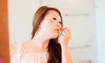 Sữa rửa mặt oải hương bọt biển 100% Pure Lavender Seafoam Facial Cleanser 100ml 2