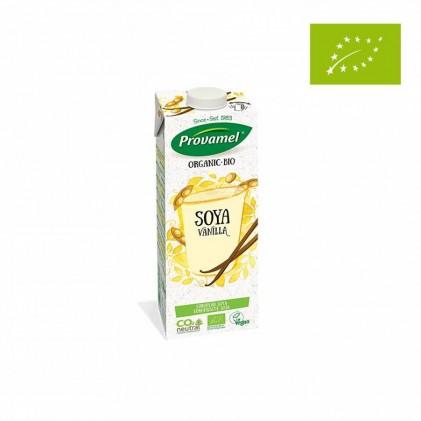 Sữa đậu nành vanila hữu cơ Provamel 250ml 1