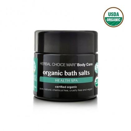 Muối tắm trị liệu sức khỏe hữu cơ Nature's Brands 1