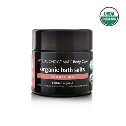 Muối tắm tăng cường năng lượng hữu cơ Nature's Brands 1