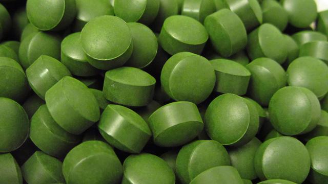 Lợi ích của tảo Chlorella 1