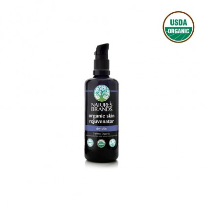 Serum trẻ hóa da khô hữu cơ Nature's Brands 1