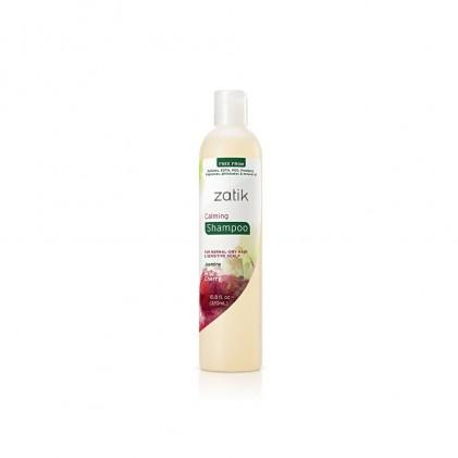 Dầu gội giúp làm dịu tóc cho tóc thường, khô và da đầu nhạy cảm nhài và cherry Zatik