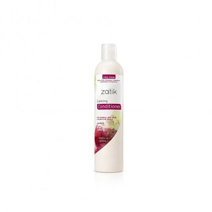 Dầu xả giúp làm dịu tóc cho tóc thường, khô và da đầu nhạy cảm nhài và cherry Zatik