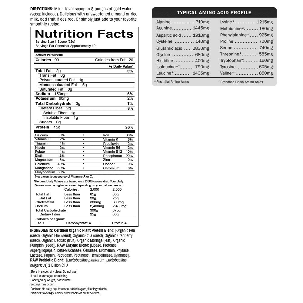 Cách chọn bột bổ sung protein thuần chay 5