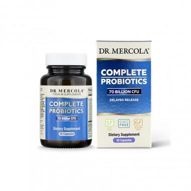 Cung cấp lợi khuẩn hoàn chỉnh Dr Mercola ( 70 tỷ CFU)