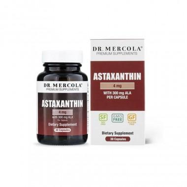 Astaxanthin hữu cơ Dr Mercola
