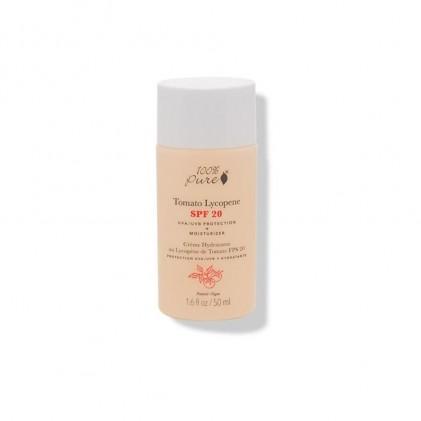 Kem chống nắng dưỡng ẩm từ cà chua 100% Pure Tomato Lycopene SPF 20 Moisturizer