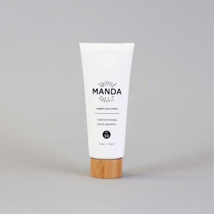 Kem chống nắng Manda Organic Sun Creme SPF50