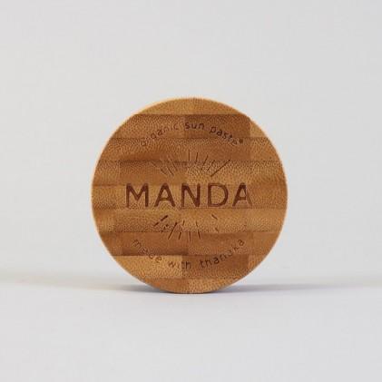 Chống nắng Manda Organic Sun Paste SPF50, 40g