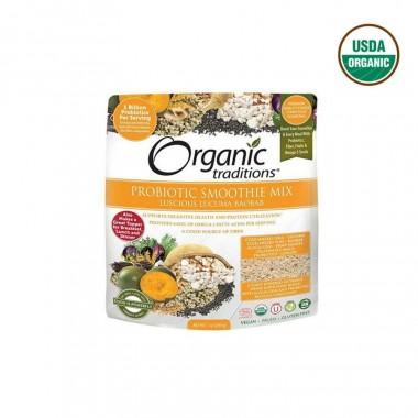 Bột lợi khuẩn hữu cơ Organic Traditions